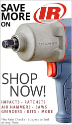 Deals on Ingersoll-Rand Tools