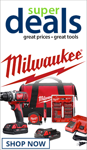 MILWAUKEE SUPER DEALS