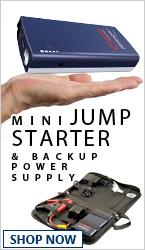 MINI JUMP STARTER