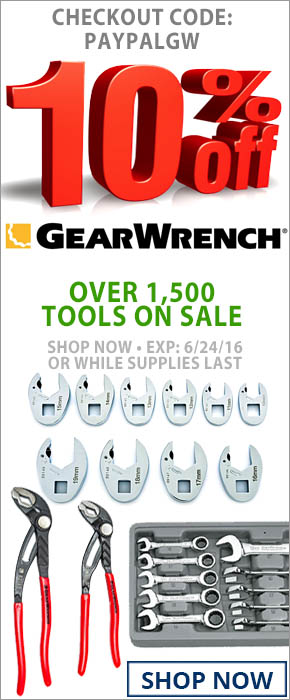 GearWrench Sale